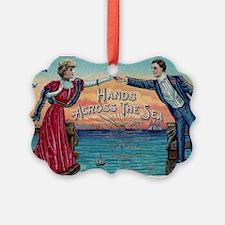 Hands Across The Sea Ornament