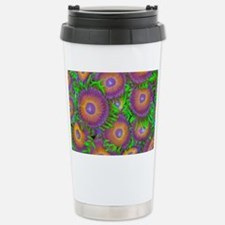 Zoanthid colony Travel Mug