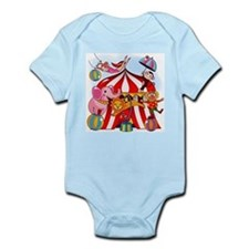 The Circus is in Town Infant Bodysuit