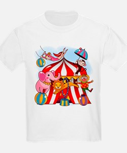 The Circus is in Town T-Shirt