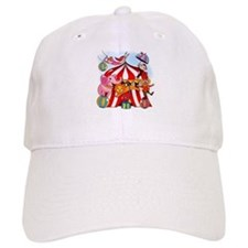 The Circus is in Town Baseball Cap