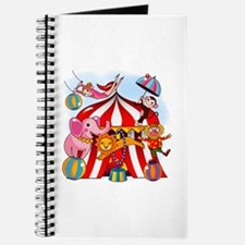 The Circus is in Town Journal