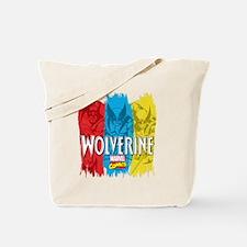 Wolverine Paint Tote Bag
