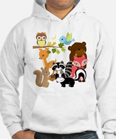 Forest Friends Jumper Hoody