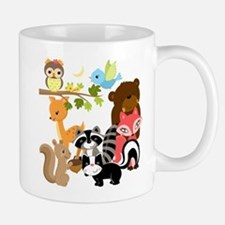 Forest Friends Mug