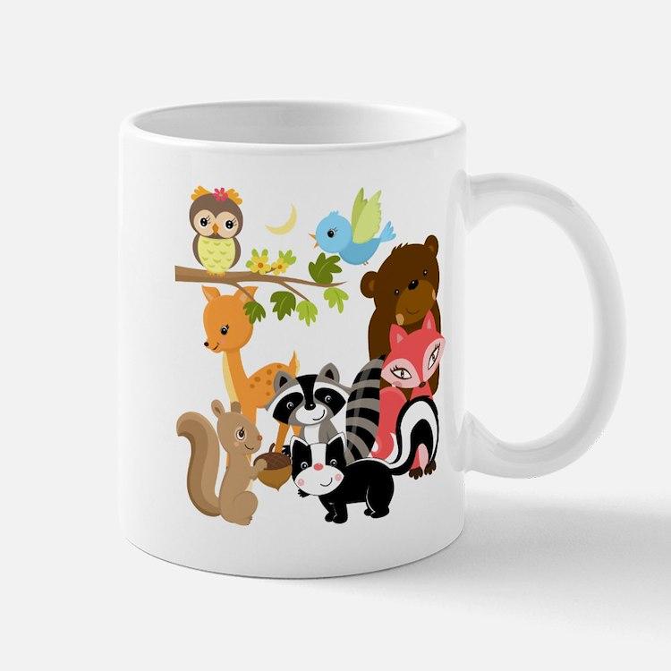 Forest Friends Mug