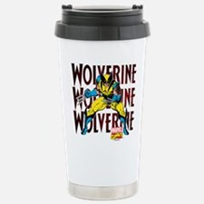 Wolverine Stainless Steel Travel Mug