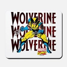 Wolverine Mousepad