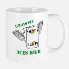 Always Fly Aces High Mugs