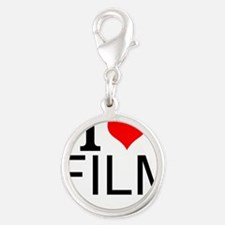 I Love Film Charms