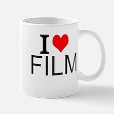 I Love Film Mugs