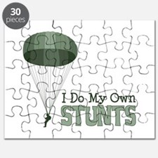 I Do My Own Stunts Puzzle