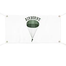 Airborne Banner