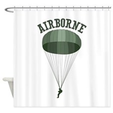 Airborne Shower Curtain
