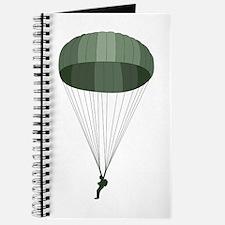 Airborne Paratrooper Journal