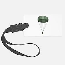 Airborne Paratrooper Luggage Tag