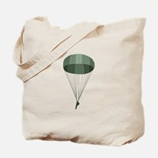 Airborne Paratrooper Tote Bag