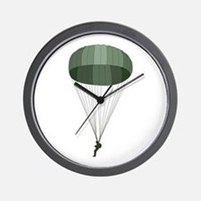 Airborne Paratrooper Wall Clock