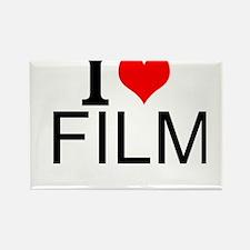 I Love Film Magnets