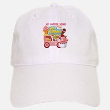 The Ice Cream Truck Baseball Baseball Cap
