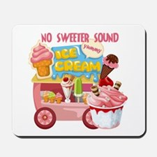 The Ice Cream Truck Mousepad