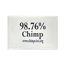 98.76% Chimp Magnets