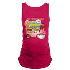The Ice Cream Truck Maternity Tank Top