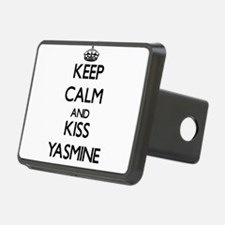 Keep Calm and kiss Yasmine Hitch Cover