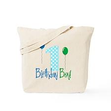Birthday Boy #1 Tote Bag