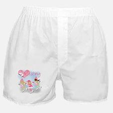 Love Skating Boxer Shorts