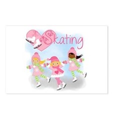Love Skating Postcards (Package of 8)