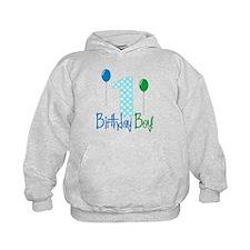 Birthday Boy #1 Hoodie