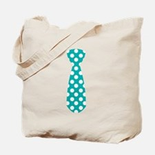Boy Tie Design Tote Bag