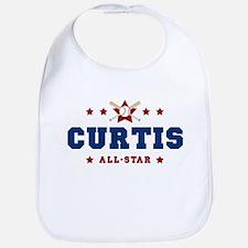 Curtis - Baseball All-Star Bib
