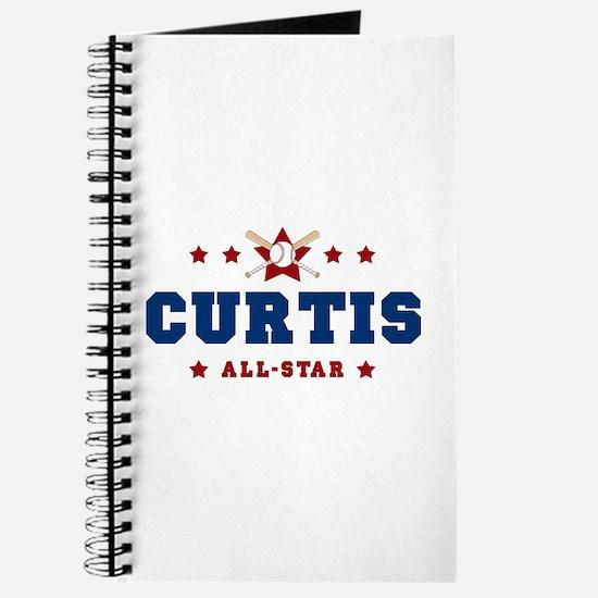 Curtis - Baseball All-Star Journal