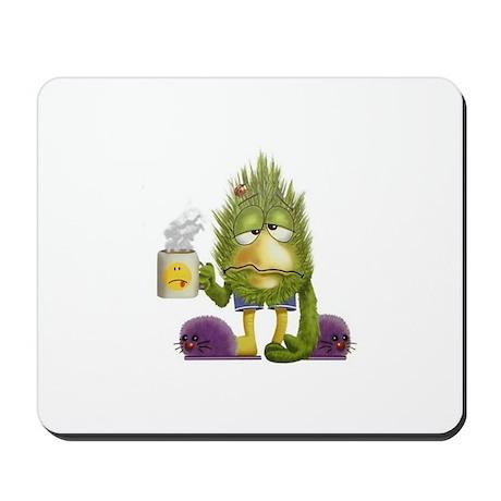 Mousepad/green troll