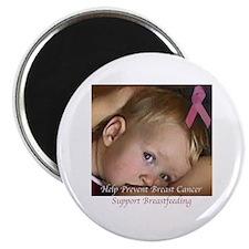 Help Prevent Breast Cancer Magnet