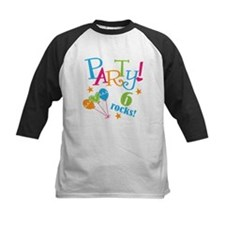 6th Birthday Party Tee