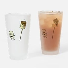 Toasted Drinking Glass