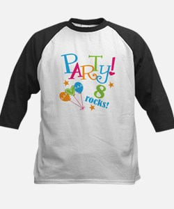8th Birthday Party Tee