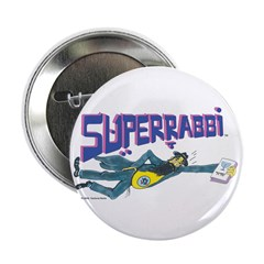 SUPERRABBI Button (100 pk)