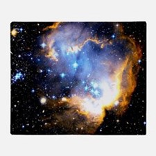 Star Clusters Throw Blanket