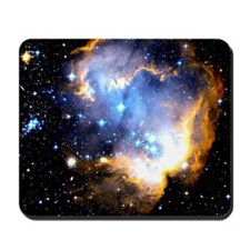 Star Clusters Mousepad