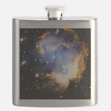 Star Clusters Flask