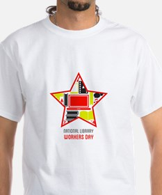 National Library Workers Day T-Shirt