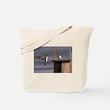(8) Swallows 9659 Tote Bag