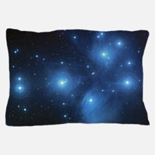 The Pleiades Star Cluster Pillow Case