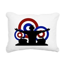 Sweepish House Mafia Rectangular Canvas Pillow