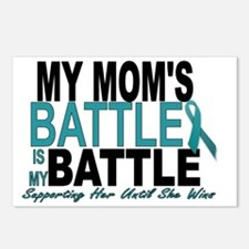 Moms Battle Postcards (Package of 8)