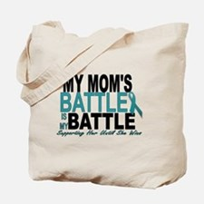 Moms Battle Tote Bag